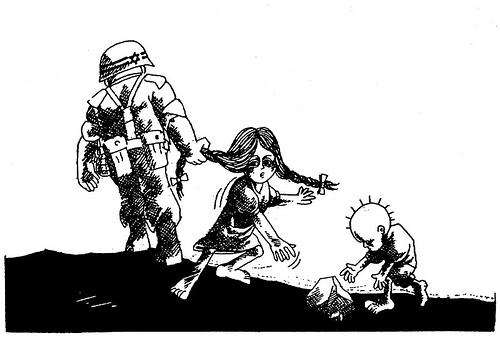 Bildergebnis für massacre of shajara naji al-ali