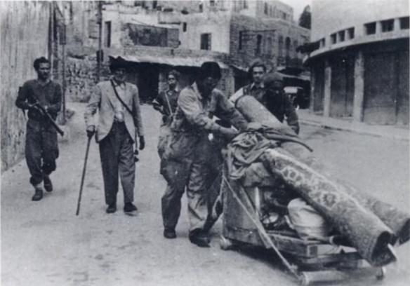 The exodus from Haifa Wikimedia Commons