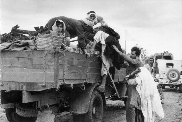 Rare picture for the people of al-Faluja as they are being ethnically cleansed in 1949